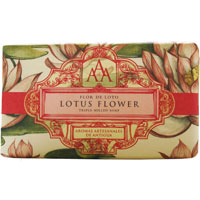 Aromas Artesanales de Antigua - Lotus Flower Triple Milled Soap