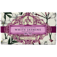 Aromas Artesanales de Antigua - White Jasmine Triple Milled Soap