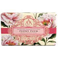 Aromas Artesanales de Antigua - Peony Plum Triple Milled Soap