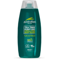 Australian Tea Tree Organic Tea Tree Deep Cleansing Skin Wash