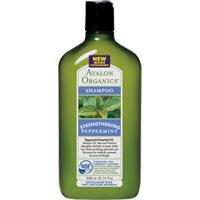 Avalon Organics - Peppermint Strengthening Shampoo
