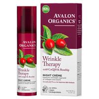 Avalon Organics - Wrinkle Therapy Night Crème