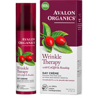 Avalon Organics - Wrinkle Therapy Day Crème