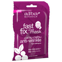Alba Botanica - Camu Camu Anti-Wrinkle Sheet Mask