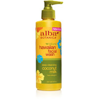 Alba Botanica Deep Cleansing Coconut Facial Wash