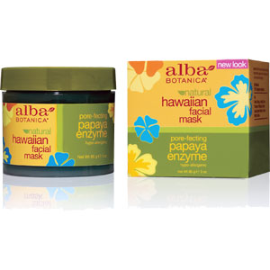 Hawaiian Facial Mask -  Papaya Enzyme