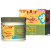 Alba Botanica - Smoothing Jasmine & Vitamin E Moisture Cream