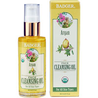 Badger Argan Cleansing Oil