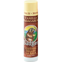 Badger - Vanilla Madagascar Lip Balm