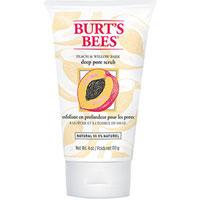 Burt's Bees - Peach & Willowbark Deep Pore Scrub