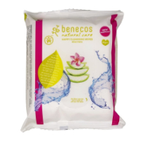 Benecos - Facial Cleansing Wipes