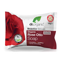 Dr.Organic - Rose Otto Soap