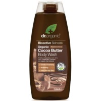 Dr.Organic - Cocoa Butter Body Wash