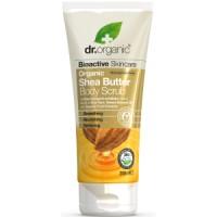 Dr.Organic - Shea Butter Body Scrub