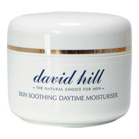 David Hill for Men - Skin Soothing Daytime Moisturiser