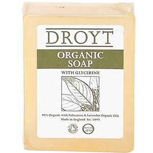 Organic Soap with Glycerine