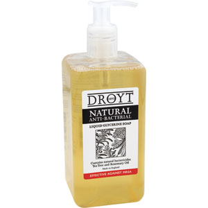 Natural Anti-Bacterial Glycerine Liquid Soap