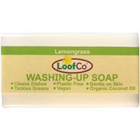 Loofco - Washing Up Soap Bar - Lemongrass
