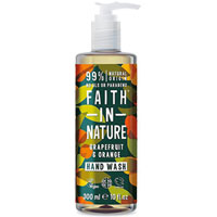 Faith In Nature - Grapefruit & Orange Hand Wash
