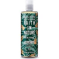 Faith In Nature - Faith For Men Blue Cedar Shampoo