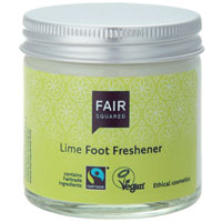 Fair Squared - Lime Foot Refresher