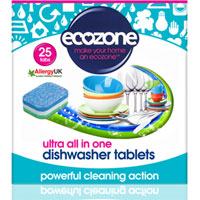 Dishwasher Tablets & Powders