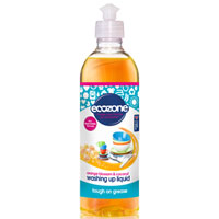 Ecozone - Washing Up Liquid - Orange Blossom & Coconut