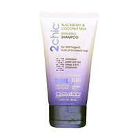 Giovanni - Blackberry & Coconut Milk Repairing Shampoo (TRAVEL SIZE)