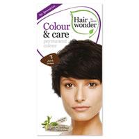 Hairwonder - Colour & Care - Dark Brown 3