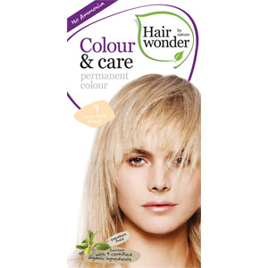 Colour & Care - Very Light Blonde 9