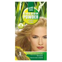 HennaPlus - Colour Powder - Golden Blond 50
