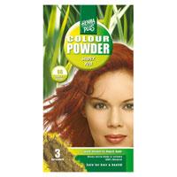HennaPlus - Colour Powder - Super Red 55