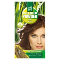 HennaPlus - Colour Powder - Dark Brown 57