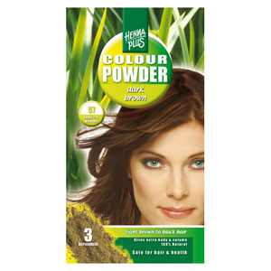 Colour Powder - Dark Brown 57