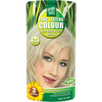 Permanent Hair Colour
