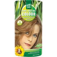 HennaPlus - Long Lasting Colour - Medium Golden Blond 7.3