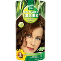 HennaPlus Long Lasting Colour - Chocolate Brown 5.35
