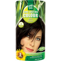 HennaPlus Long Lasting Colour - Dark Brown 3