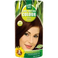 HennaPlus - Long Lasting Colour - Warm Brown 4.45