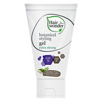 Hairwonder Botanical Styling Gel - Extra Strong