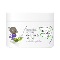 Hairwonder Botanical Styling De-Frizz & Shine