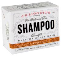 J.R.Liggett's - Coconut & Argan Oil Shampoo Bar