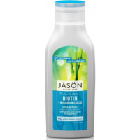 Jason - Thicken & Restore Biotin Shampoo + Hyaluronic Acid