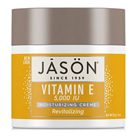 Jason - Vitamin E 5,000 IU Moisturizing Crème - Revitializing
