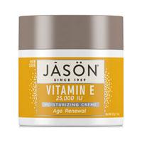 Jason - Vitamin E 25,000 IU Moisturizing Crème - Age Renewal