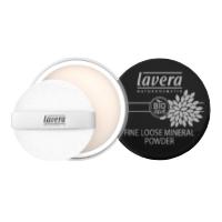 Lavera - Fine Loose Mineral Powder - Transparent