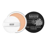 Lavera - Fine Loose Mineral Powder - Honey