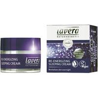 Lavera - Re-Energizing Sleeping Cream