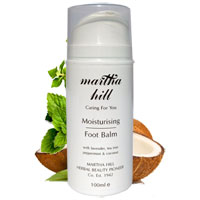 Martha Hill - Moisturising Foot Balm