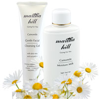 Martha Hill Camomile Facial Duo